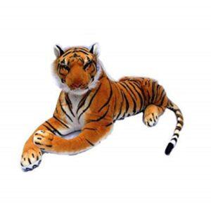 Tiger teddy bear Brown